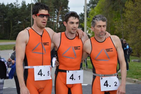 Julien, Alex, David