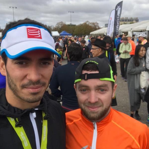Semi marathon Vincennes 2017 - Julien et Bastien.JPG