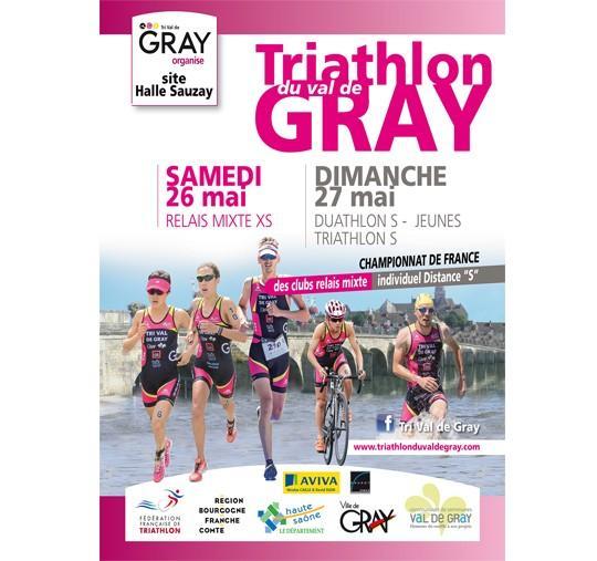 triathlon val de gray