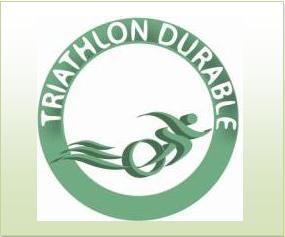 Logo Triathlon Durable