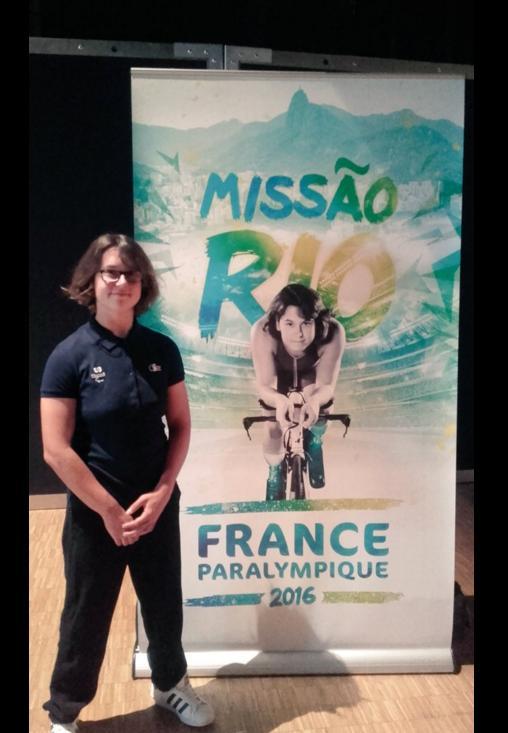 Elise MARC - Rio 2016