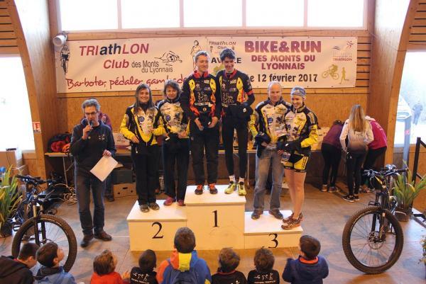 Bike and run Monts du Lyonnais