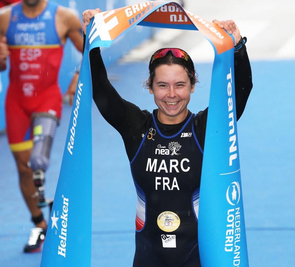 Elise MARC - championat du Monde 2017