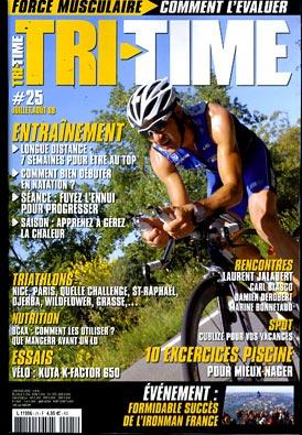 TRI TIME Juillet 2008