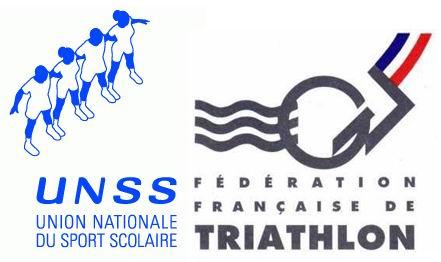 logos UNSS + FF.Tri