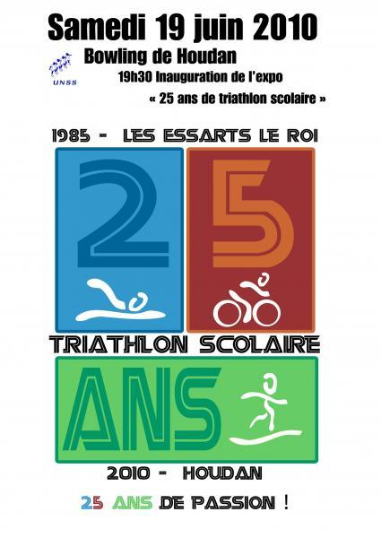 Triathlon scolaire 19 juin 2010 un rendez vous for Garage ad les essarts le roi