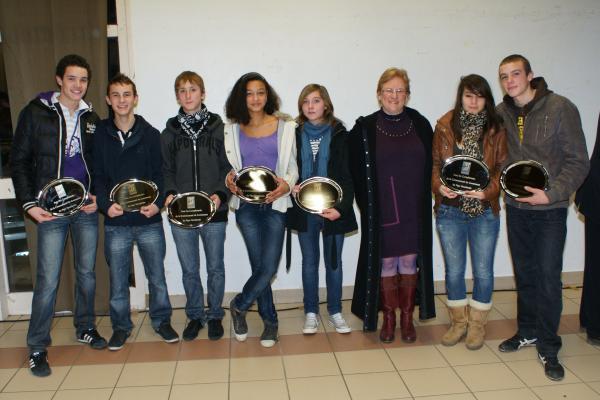 récompenses CCPH 2011