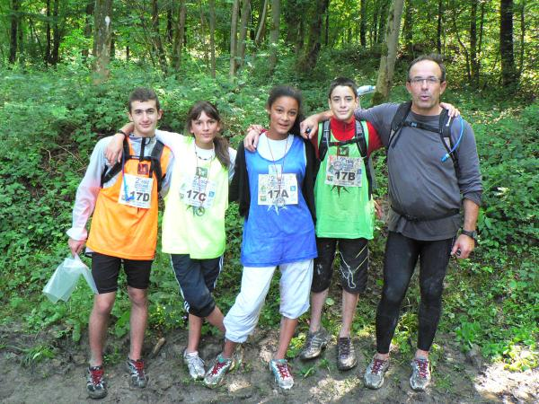 Photo groupe RAID 2011