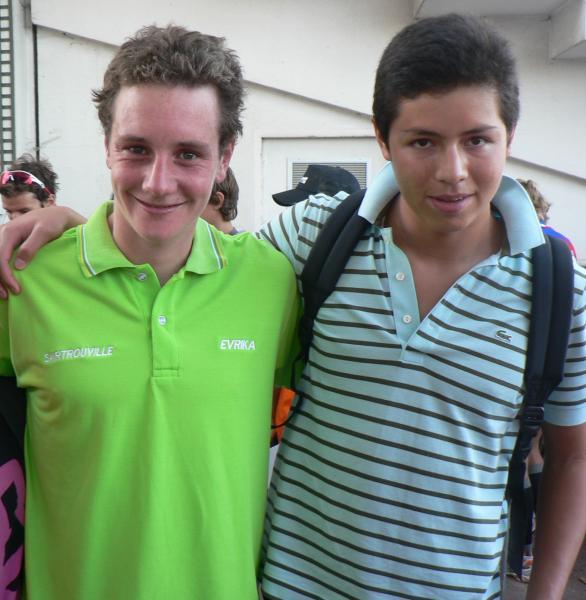 Joachim avec Alistair