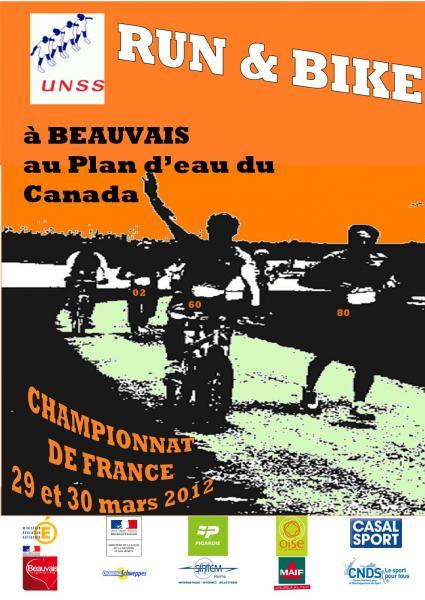 Affiche R & b BEAUVAIS 2012