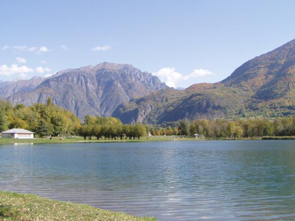 Photo Lac du Valbonnais