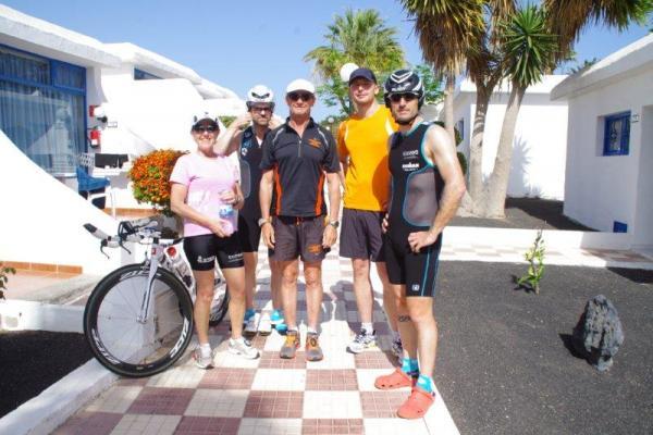 Grosse chaleur pour la saison à Lanzarote