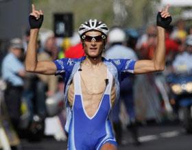 Brice Feillu vainqueur d'étape du TDF