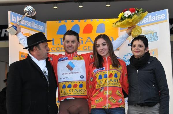 Victoire Anthony Ravard Etoile de Bessèges 2011
