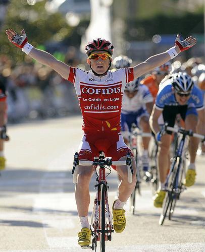 Samuel Dumoulin Tour de Catalogne 2011