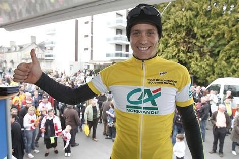 Alexandre Blain vainqueur du Tour de Normandie 2011