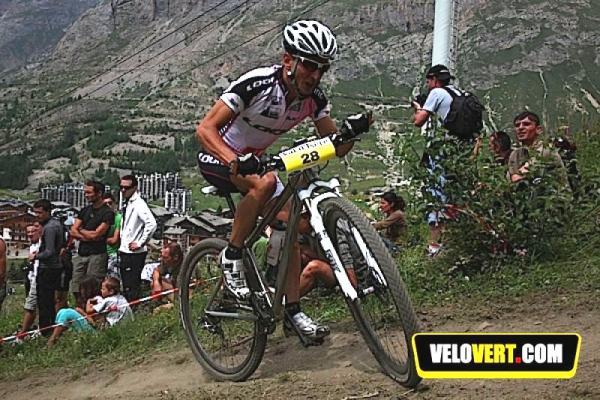 Pierre Yves Facomprez VTT