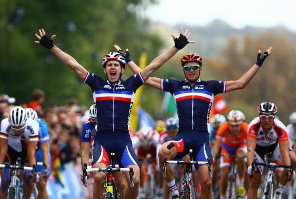 Adrien Petit Vice-Champion du Monde U23