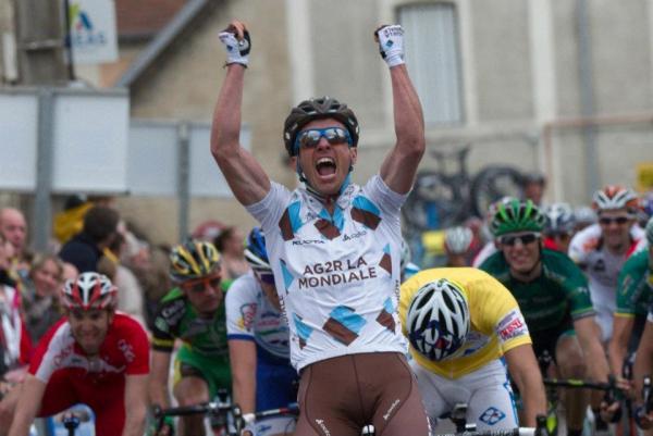 Victoire de Sébastien Hinault au Circuit de Lorraine 2012