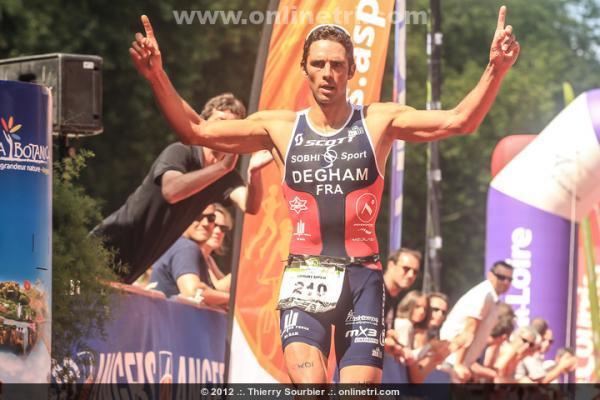 Toumy Degham vainqueur à Angers
