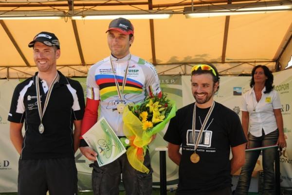 Benjamin Cornu Champion du Monde UISP 2012