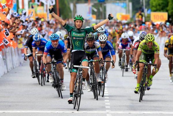 Victoire de Bryan Coquard Tour de Langkawi 9ème étape