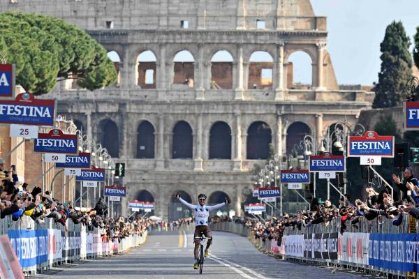 Victoire de Blel Kadri à la Roma-Maxima 2013