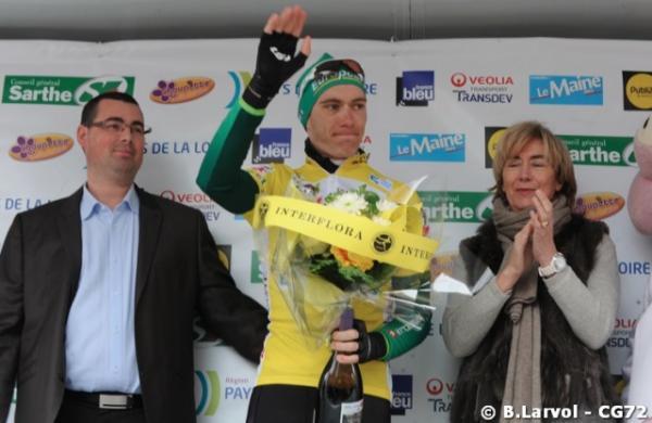 Victoire finale de Pierre Rolland sur le 61ème circuit de la Sarthe