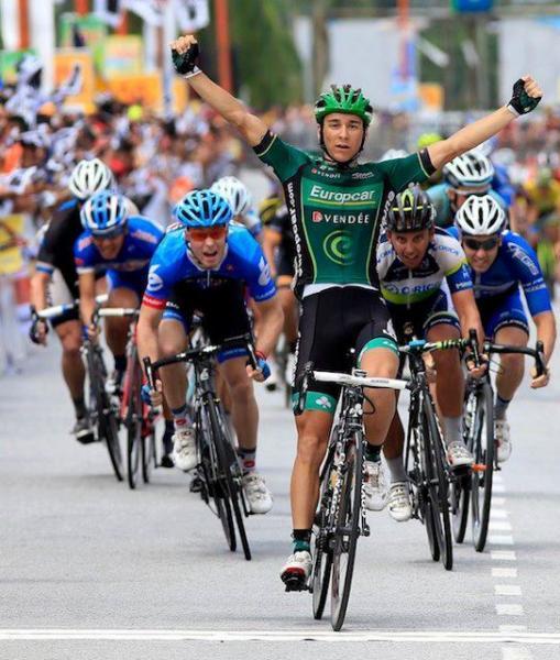 Victoire de Bryan Coquard Tour de Langkawi