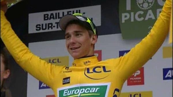 Victoire de Bryan Coquard Tour de Picardie