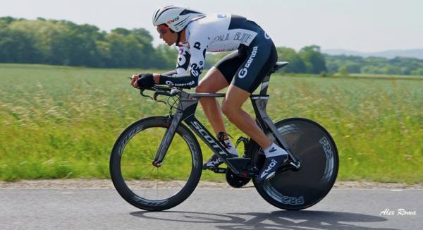 Toumy Degham vainqueur aux Boucles du Val d'Oise