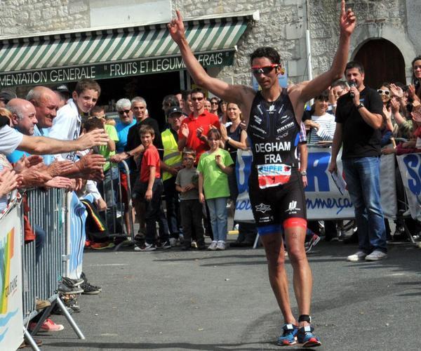 Toumy Degham vainqueur à Nouâtre 2013