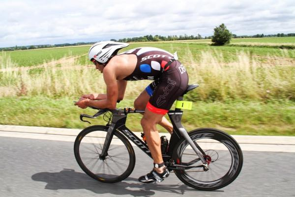 Toumy Degham vélo chrono