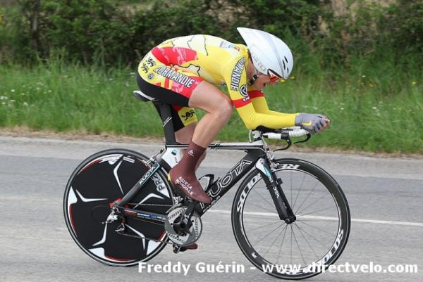 Alexis Gougeard chrono