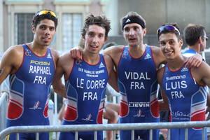 4 Français dans le top 10 à Stockholm