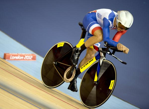 Bryan Coquard Vice-Champion Olympique 2012