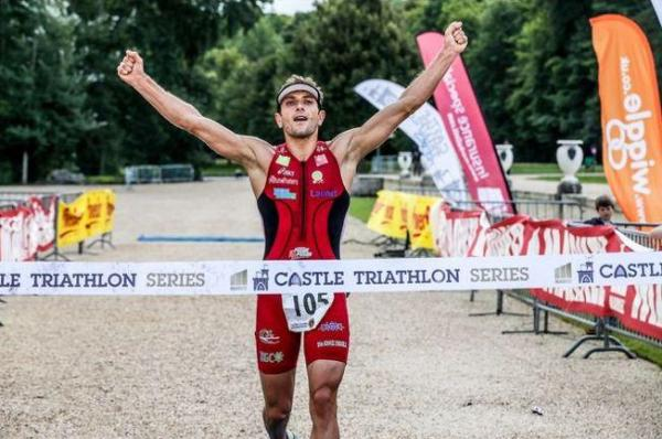 Cyril Viennot Castle Triathlon