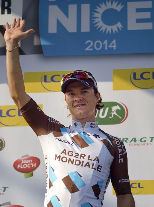 Victoire de Carlos Betancur 5ème étape Paris-Nice 2014