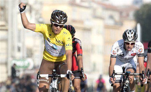 Carlos Betancur remporte le Paris-Nice 2014