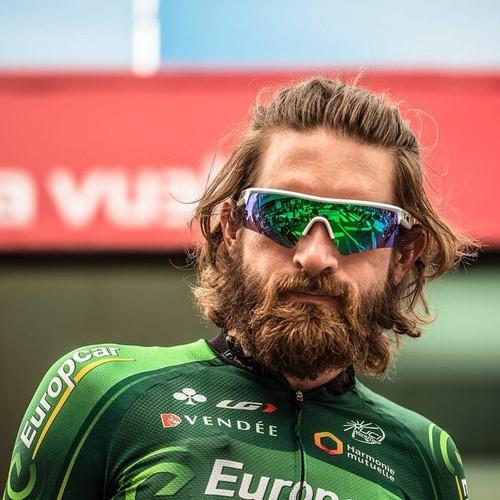 Dan Craven Team Europcar 2014