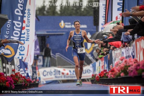 Charlotte Morel Championne de France Elite LD 2015