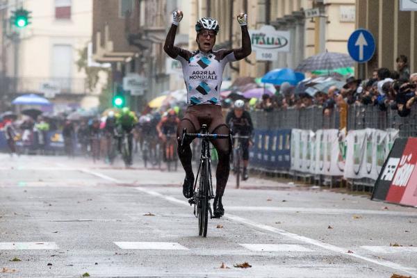 Jan Bakelants vainqueur à Gran Piemonte 2015