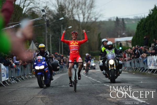 Guillaume Gaboriaud vainqueur du GP De Montastruc