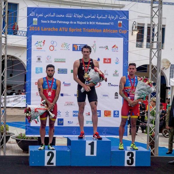 Raoul Shaw vainqueur au Maroc 2016