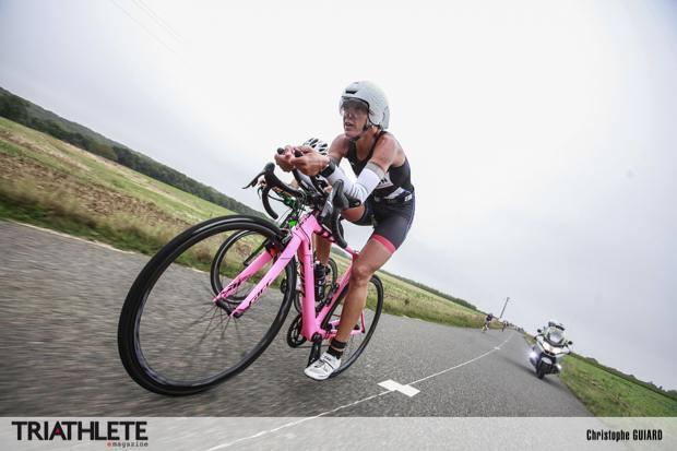 Céline Bousrez Championne de France 2016 Duathlon LD