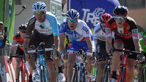 Matteo Montaguti vainqueur sur le Tour des Alpes