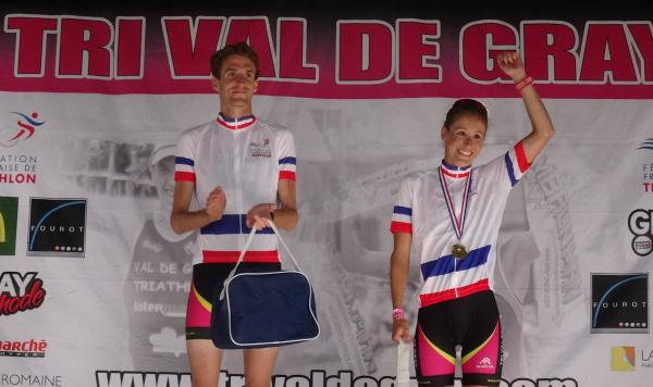 Corentin Le Roy Champion de France S2