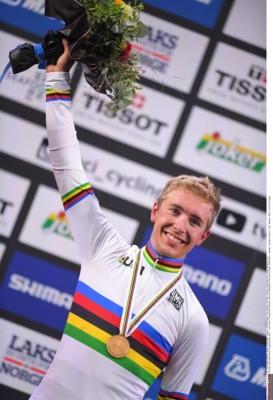 Benoît Cosnefroy Champion du Monde U23 2017