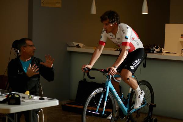 Silvan Dillier Champion de Suisse 2017