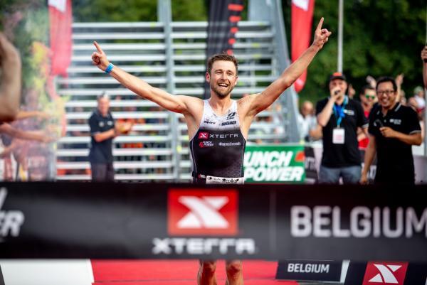 François Carloni XTerra Belgique 2018